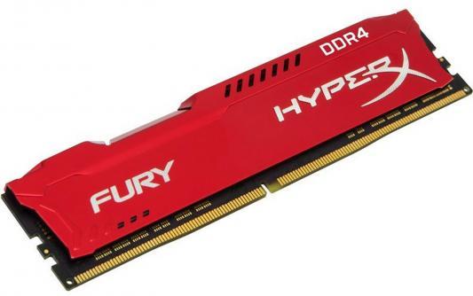 Оперативная память 16Gb PC4-19200 2400MHz DDR4 DIMM CL15 Kingston HX424C15FR/16 память ddr4 kingston kvr21r15s8k4 16 4х4gb dimm ecc reg pc4 17000 cl15 2133mhz