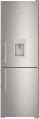 Холодильник Liebherr CNef 3535-20 001 серебристый двухкамерный холодильник liebherr cnef 3915
