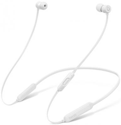Наушники Apple BeatsX Earphones MLYF2ZE/A белый