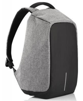 "Рюкзак для ноутбука 15.6"" XD Design Bobby полиэстер серый P705.542"