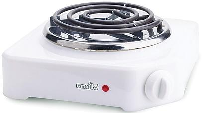 Электроплитка Smile SEP 9007 белый