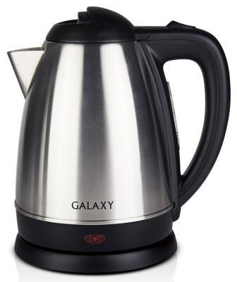 Чайник GALAXY GL0304 2000 Вт серебристый 1.8 л нержавеющая сталь термоконтейнер арктика 2000 30 л зеленый