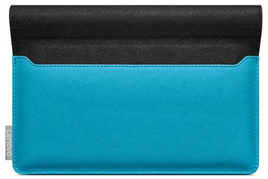 Чехол Lenovo Yoga 8 синий + защитная пленка ZG38C00480 от 123.ru
