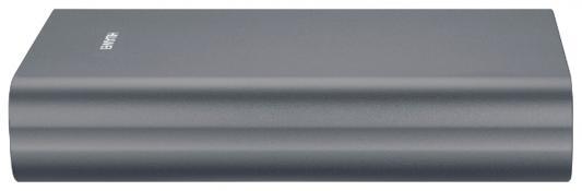 Портативное зарядное устройство Huawei AP007 13000мАч серый 02451733 от 123.ru