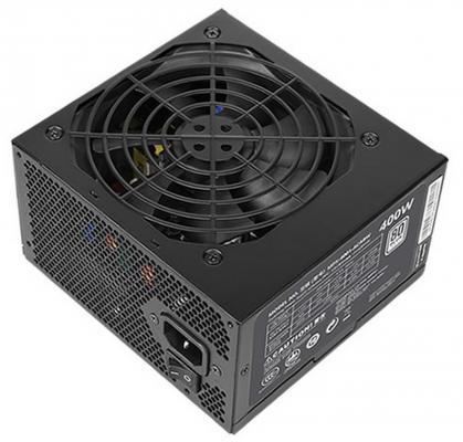 БП ATX 400 Вт Cooler Master MASTERWATT LITE 400 MPX-4001-ACABW-EU блок питания atx 700 вт cooler master masterwatt lite mpx 7001 acabw eu
