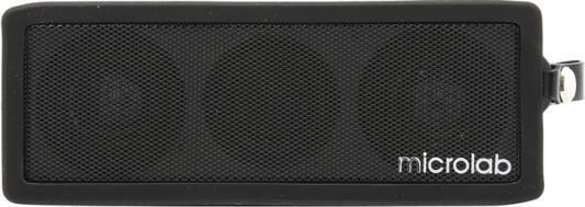 Портативная акустика Microlab D863BT 6Вт Bluetooth черный