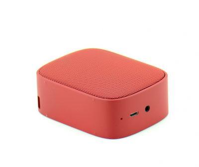 Портативная акустика Microlab MD661BT 3Вт Bluetooth красный