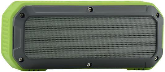 Портативная акустика Microlab D861BT 6Вт Bluetooth черно-зеленый портативная акустика microlab d21 фиолетовая