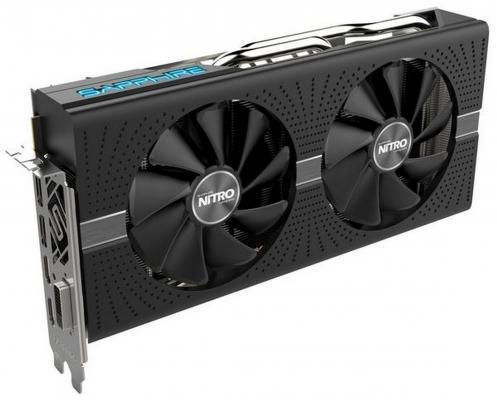 Видеокарта Sapphire Radeon RX 570 11266-09-20G PCI-E 8192Mb 256 Bit Retail (11266-09-20G) цены