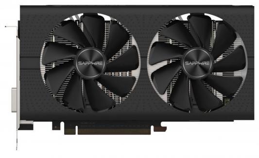 Видеокарта Sapphire Radeon RX 580 11265-09-20G PCI-E 4096Mb 256 Bit Retail (11265-09-20G) видеокарта sapphire radeon rx 580 11265 21 20g pci e 8192mb 256 bit retail
