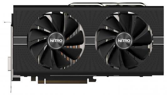 Видеокарта Sapphire Radeon RX 580 11265-01-20G PCI-E 8192Mb 256 Bit Retail (11265-01-20G)