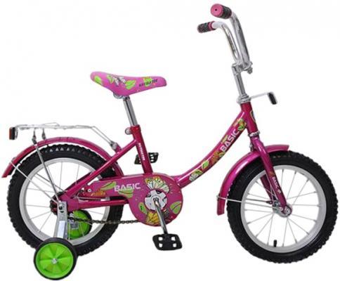 """Велосипед Navigator Basic 12B 14"""" розовый ВН14059"""
