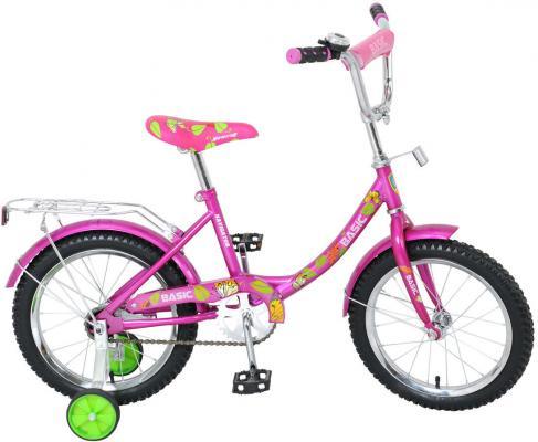 """Велосипед Навигатор Basic ВН16071 16"""" розовый"""