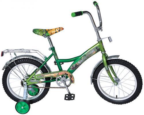 """Велосипед Navigator Patriot 16"""" зеленый"""