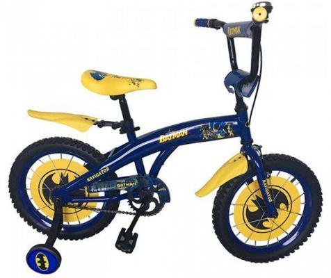 "Велосипед Навигатор Batman 16"" сине-желтый BH16116"