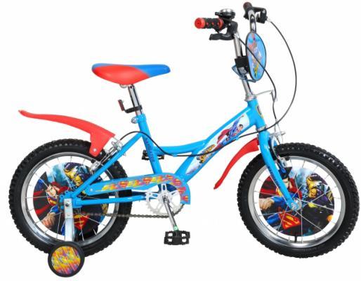 Велосипед Navigator Супермен 16 разноцветный велосипед двухколесный navigator superman 16