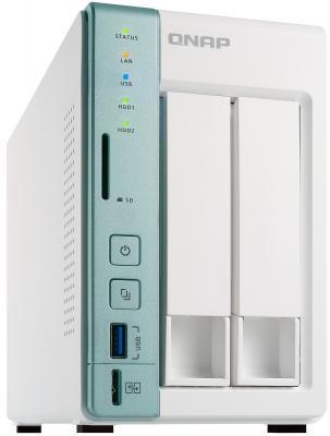 все цены на Сетевое хранилище QNAP TS-251A-2G онлайн