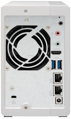 Сетевое хранилище QNAP TS-251A-2G от 123.ru