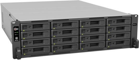 Сетевое хранилище Synology RS4017XS+ x от 123.ru