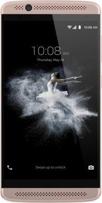 Смартфон ZTE AXON 7 MINI золотистый 5.2 32 Гб LTE Wi-Fi GPS 3G AXON7MINIGOLD смартфон zte axon 7 mini серый 5 2 32 гб lte wi fi gps 3g axon7minigray