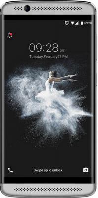 Смартфон ZTE AXON 7 MINI серый 5.2 32 Гб LTE Wi-Fi GPS 3G AXON7MINIGRAY смартфон zte axon 7 mini серый 5 2 32 гб lte wi fi gps 3g axon7minigray