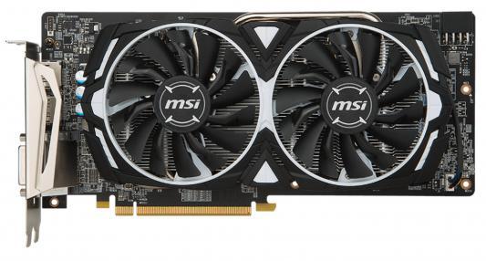 Видеокарта MSI Radeon RX 580 RX 580 ARMOR 8G OC PCI-E 8192Mb 256 Bit Retail