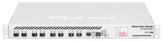 Коммутатор MikroTik CCR1072-1G-8S+ управляемый 8 портов 10/100/1000/10000Mbps