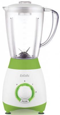 Блендер стационарный BBK KBS0505 500Вт белый зелёный