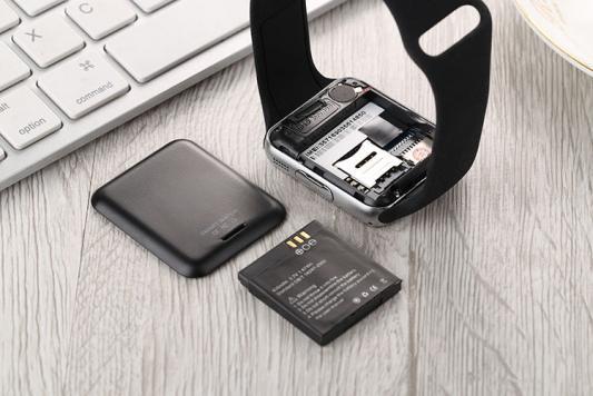Смарт-часы Hello Q7SE черный от 123.ru