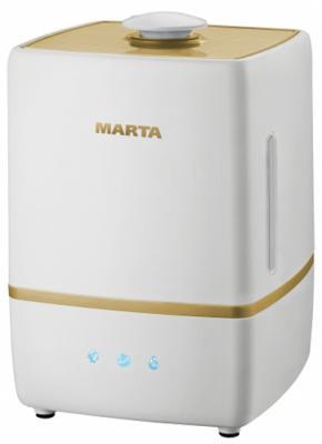 Увлажнитель воздуха Marta MT-2668 светлый янтарь от 123.ru