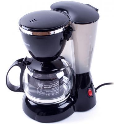 Кофеварка ENDEVER 1041-Costa черный endever costa 1055 кофемолка
