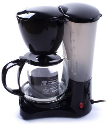 Кофеварка ENDEVER 1042-Costa черный