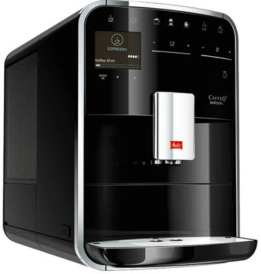 Кофемашина Melitta Caffeo F 730-202 Barista T черный цена