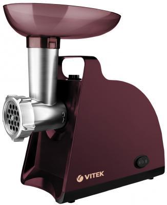 3612(BN) Мясорубка VITEK Мощность 1700 Вт.Материал корпуса пластик.Номинальная мощность 300 вт.