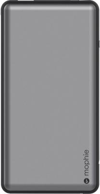 Портативное зарядное устройство Mophie PowerStation Plus XL 12000мАч серый 3462 ноутбук msi gt75vr 7re 054ru titan sli 4k 17 3 3840x2160 intel core i7 7820hk 1 tb 512 gb 32gb 2х nvidia geforce gtx 1070 8192 мб черный windows 10 home 9s7 17a211 054