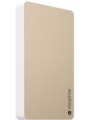 все цены на  Портативное зарядное устройство Mophie PowerStation 6000мАч золотистый 3561  онлайн