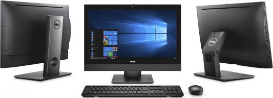 Моноблок 21.5 DELL OptiPlex 5250 1920 x 1080 Intel Core i5-7500 8Gb SSD 256 Intel HD Graphics 630 Linux черный 5250-8381 адаптер dell intel ethernet i350 1gb 4p 540 bbhf