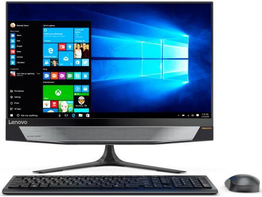 "все цены на Моноблок 23.8"" Lenovo IdeaCentre 720-24IKB 1920 x 1080 Intel Core i5-7400 8Gb 1Tb nVidia GeForce GTX 960A 2048 Мб DOS черный F0CM000YRK онлайн"