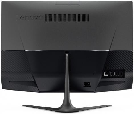 "Моноблок 23.8"" Lenovo IdeaCentre 720-24IKB 1920 x 1080 Intel Core i5-7400 8Gb 1Tb nVidia GeForce GTX 960A 2048 Мб DOS черный F0CM000YRK"