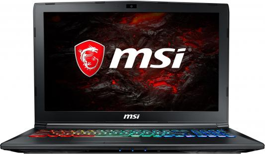 Ноутбук MSI GP62MVR 7RF-468RU Leopard Pro 15.6 1920x1080 Intel Core i7-7700HQ патрон 7 62 54
