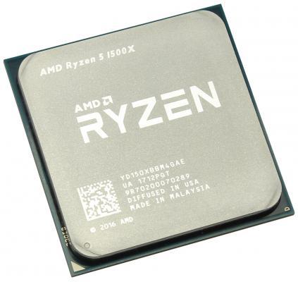 Процессор AMD Ryzen 5 1500X YD150XBBM4GAE Socket AM4 OEM процессор amd a8 7500 3 0ghz 2mb ad7500ybi44ja socket fm2 oem