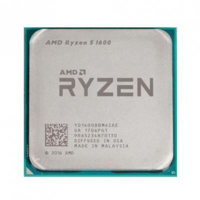 Процессор AMD Ryzen 5 1600 YD1600BBM6IAE Socket AM4 OEM