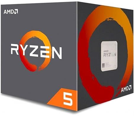 Процессор AMD Ryzen 5 1600 YD1600BBAEBOX Socket AM4 BOX от 123.ru