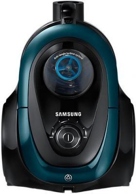 Пылесос Samsung VC2100K сухая уборка зелёный чёрный SC18M21C0VN