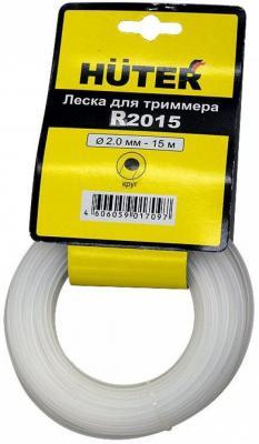 Леска для садовых триммеров Huter R2015 круг 71/1/9 аккумулятор для садовых триммеров husqvarna bli100 [9670918 01]