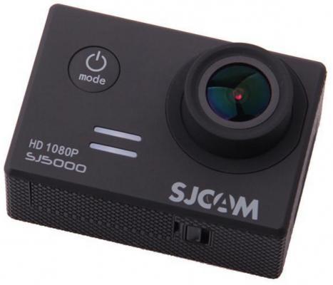Экшн-камера SJCam SJ5000 черный от 123.ru