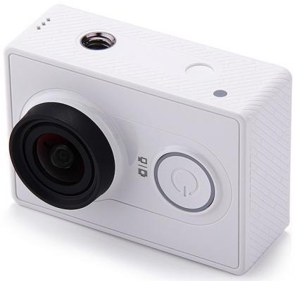 Экшн-камера Xiaomi YI Travel Edition Bluetooth белый