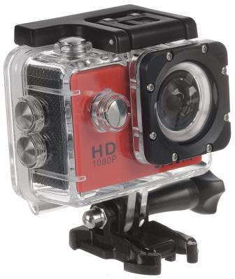 Экшн-камера SJCAM SJ4000 красный от 123.ru