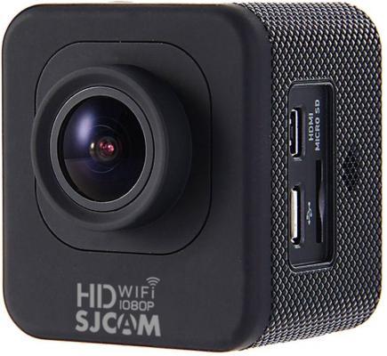 Экшн-камера SJCAM M10 WiFi Сube Mini черный