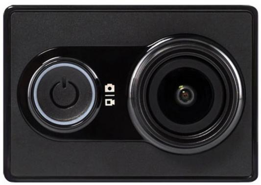 Экшн-камера Xiaomi YI Travel Edition Bluetooth черный